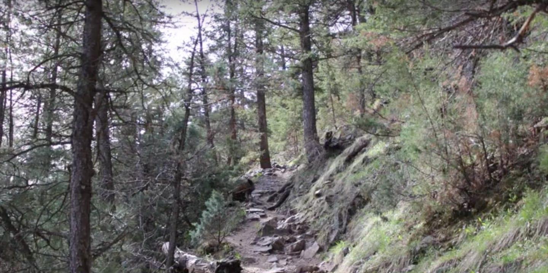 Round Mountain National Recreation Trail Colorado
