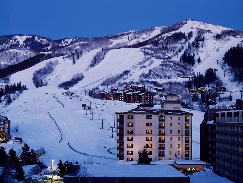 Sheraton Steamboat Resort Villas Colorado