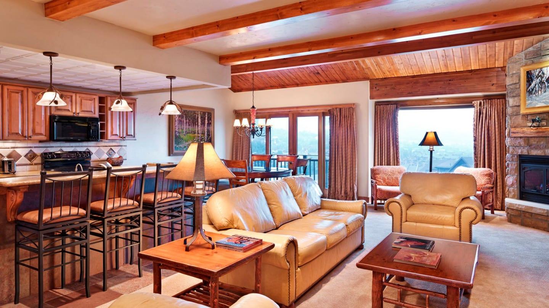 Sheraton Steamboat Resort Villas Luxury Village Inn Condo
