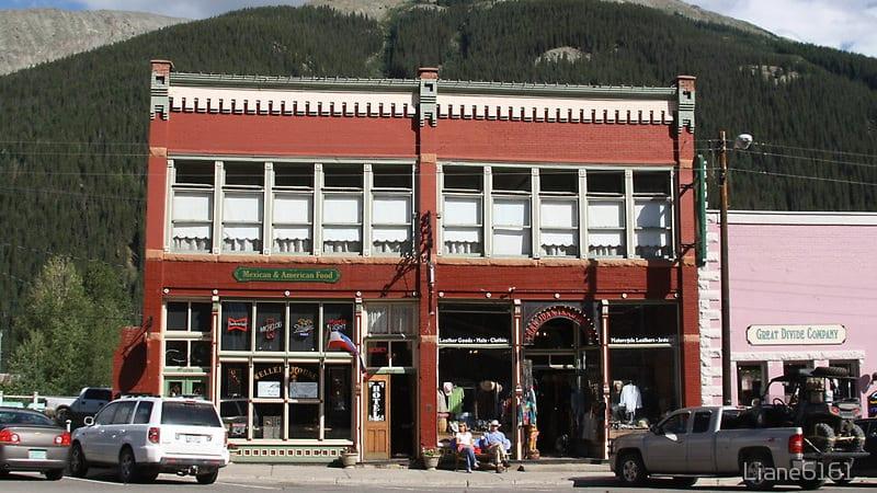 Teller House Hotel Silverton Colorado