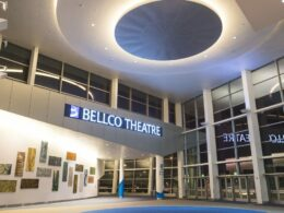 Bellco Theatre Denver Interior Entrance
