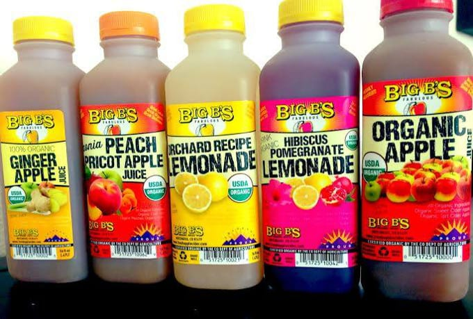 Big B's Juices Hotchkiss Colorado