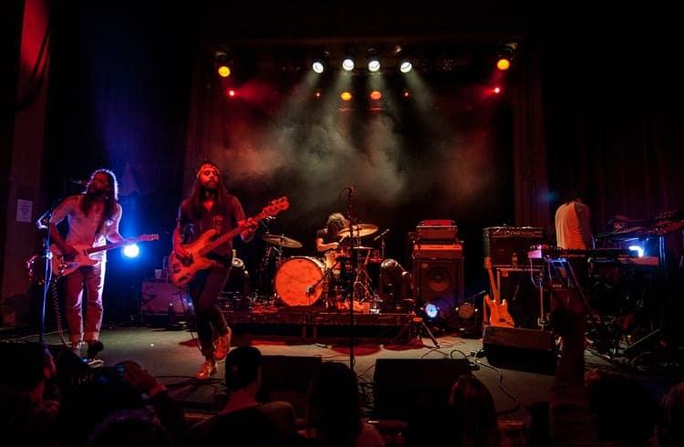 Bluebird Theatre Concert Denver Colorado