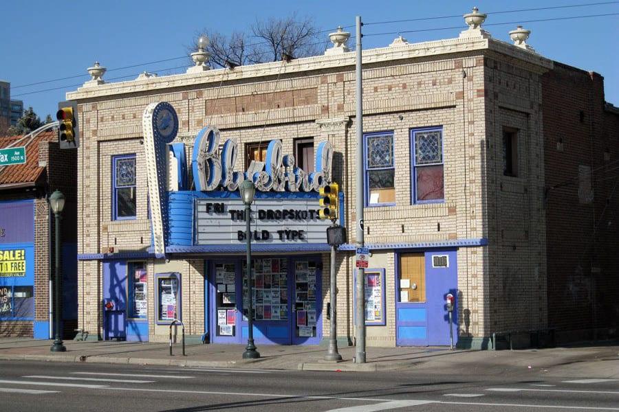 Bluebird Theatre Denver Colorado