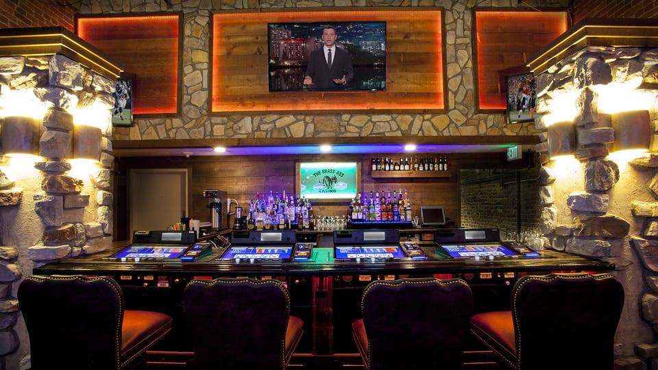 Brass Ass Casino Video Poker Bar Cripple Creek