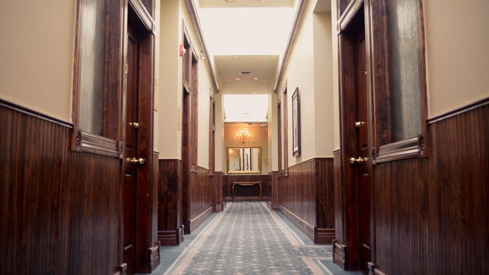 Bronco Billy's Casino Hotel Hallway