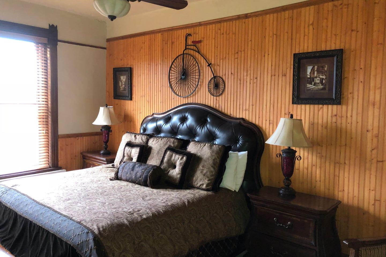 Bronco Billy's Casino Hotel Room