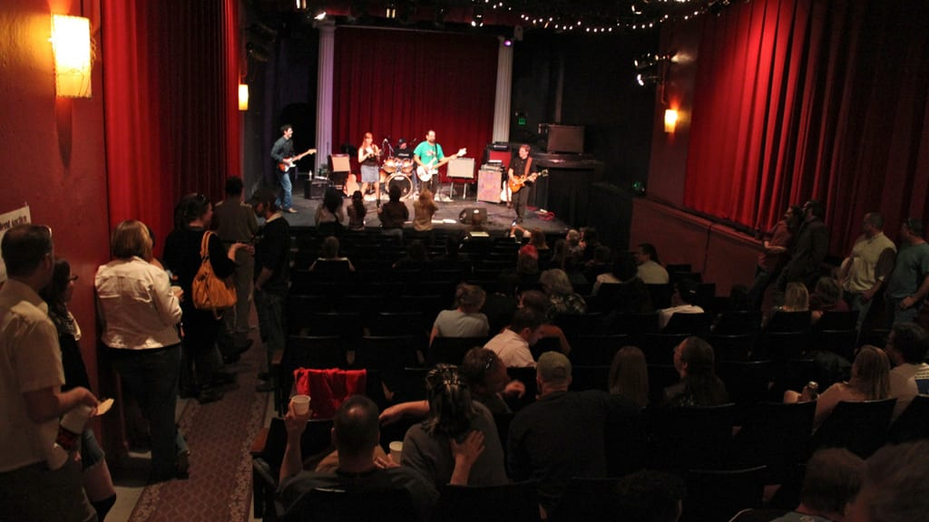 Bug Theatre Band Denver