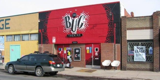 Bug Theatre Denver Colorado