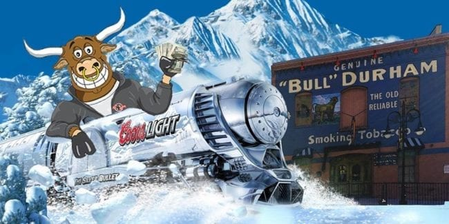 Bull Durham Casino Black Hawk Coors Train