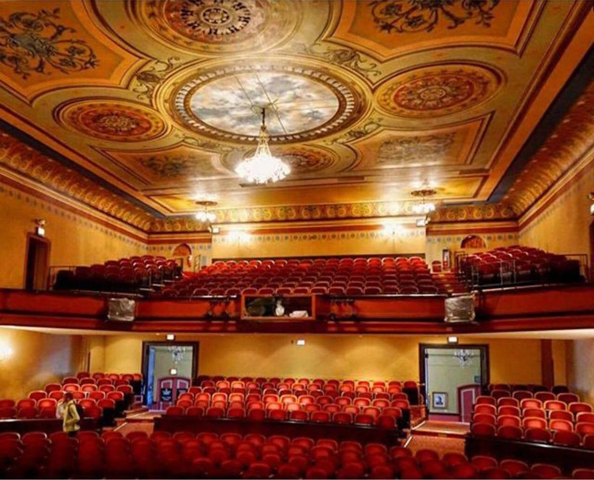 Central City Opera House Interior