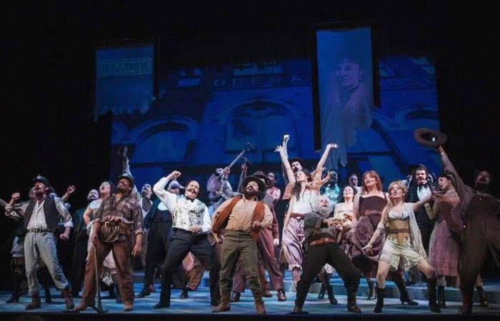 Central City Opera House Play Colorado