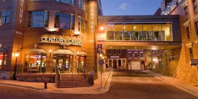 Century Casino and Hotel Central City Colorado