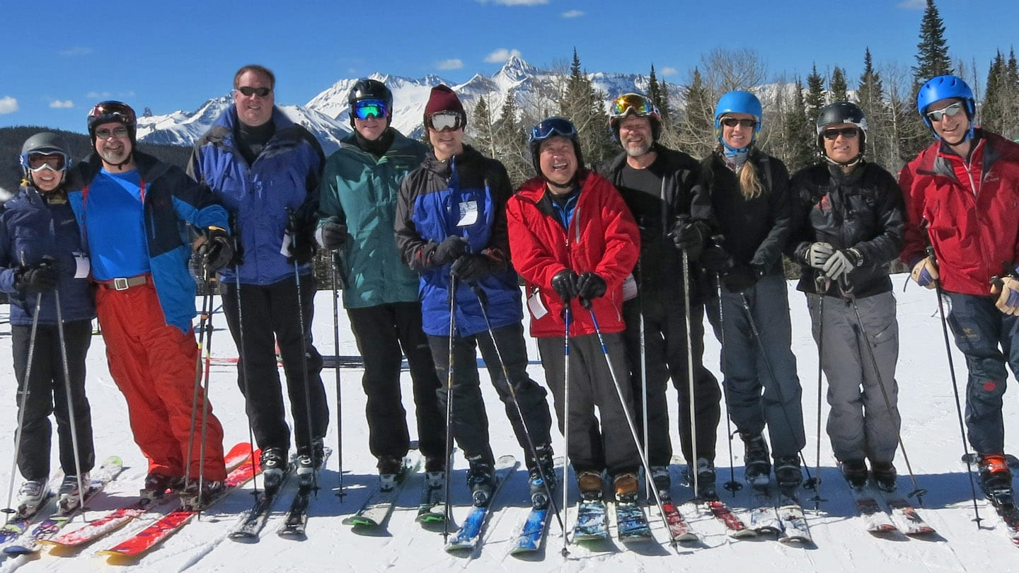 Colorado Ski Group Telluride