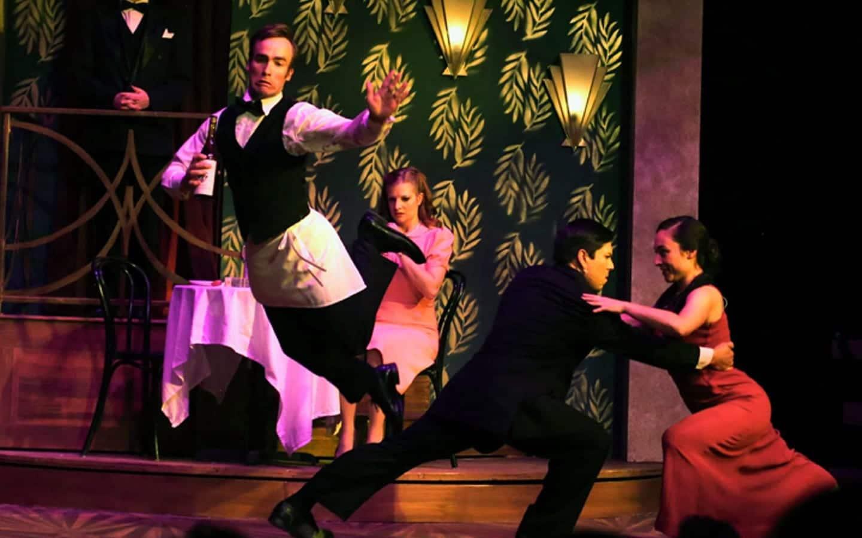 Creede Repertory Theatre Play Colorado