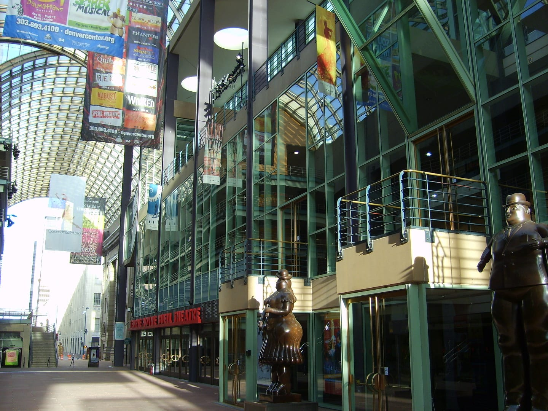 Denver Center for Performing Arts Colorado