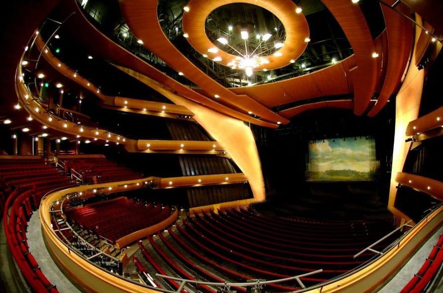 Denver Center Main Stage