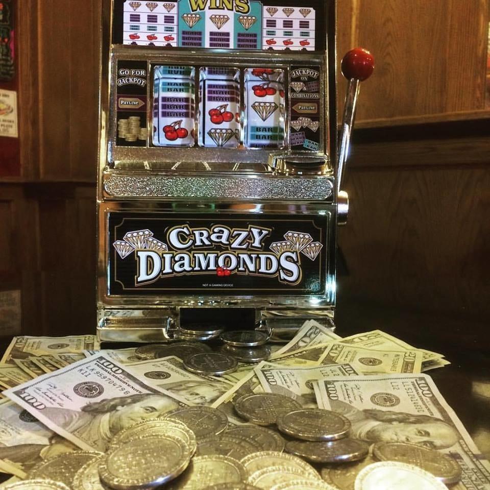 Dostal Alley Casino Slot Machine Cash Central City