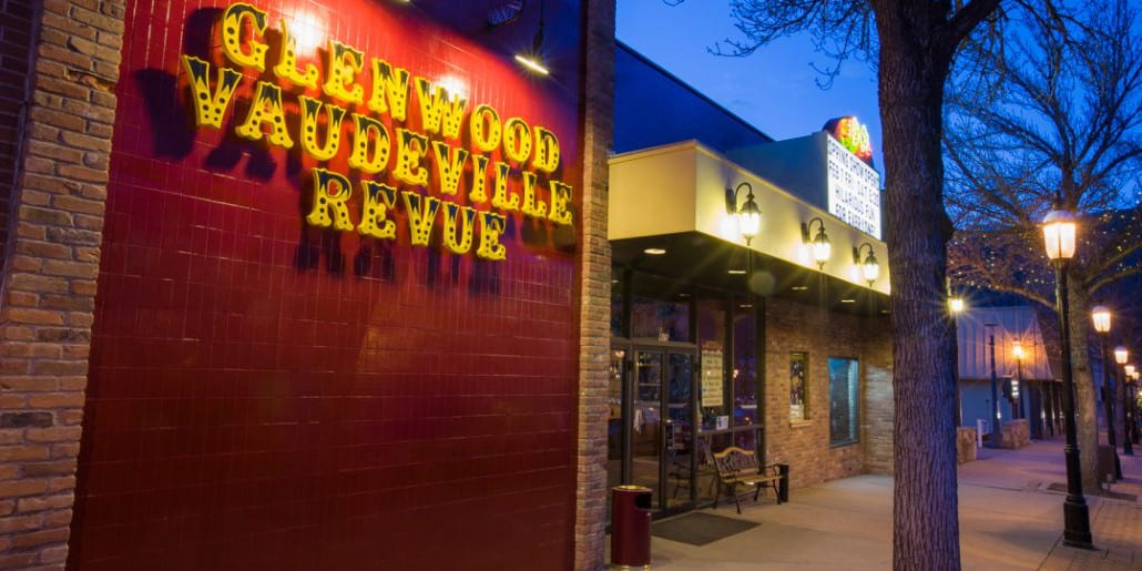 Glenwood Vaudeville Revue Glenwood Springs Colorado
