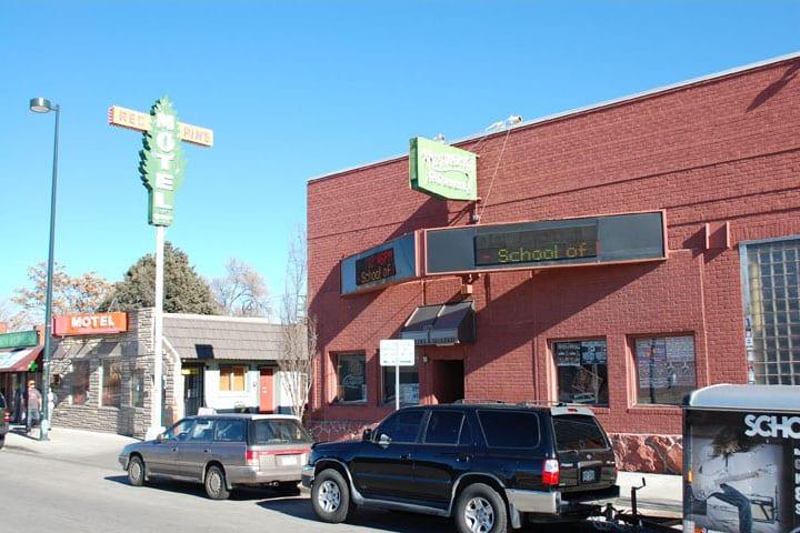 Herman's Hideaway Durango Colorado