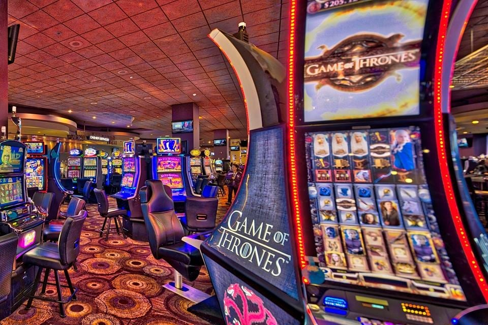 Isle Casino Hotel Slot Machines Black Hawk