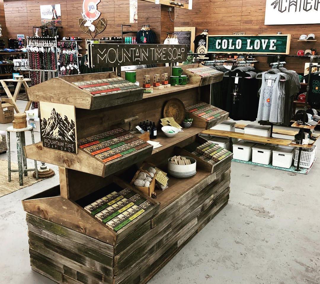 Mountain Time Soap Cherry Creek Shop