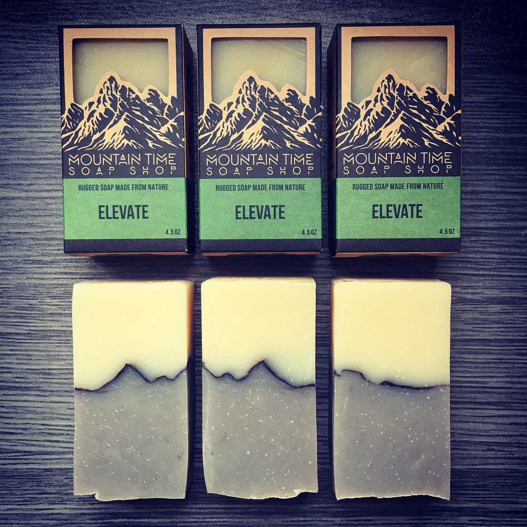 Mountain Time Soap Elevate Bar