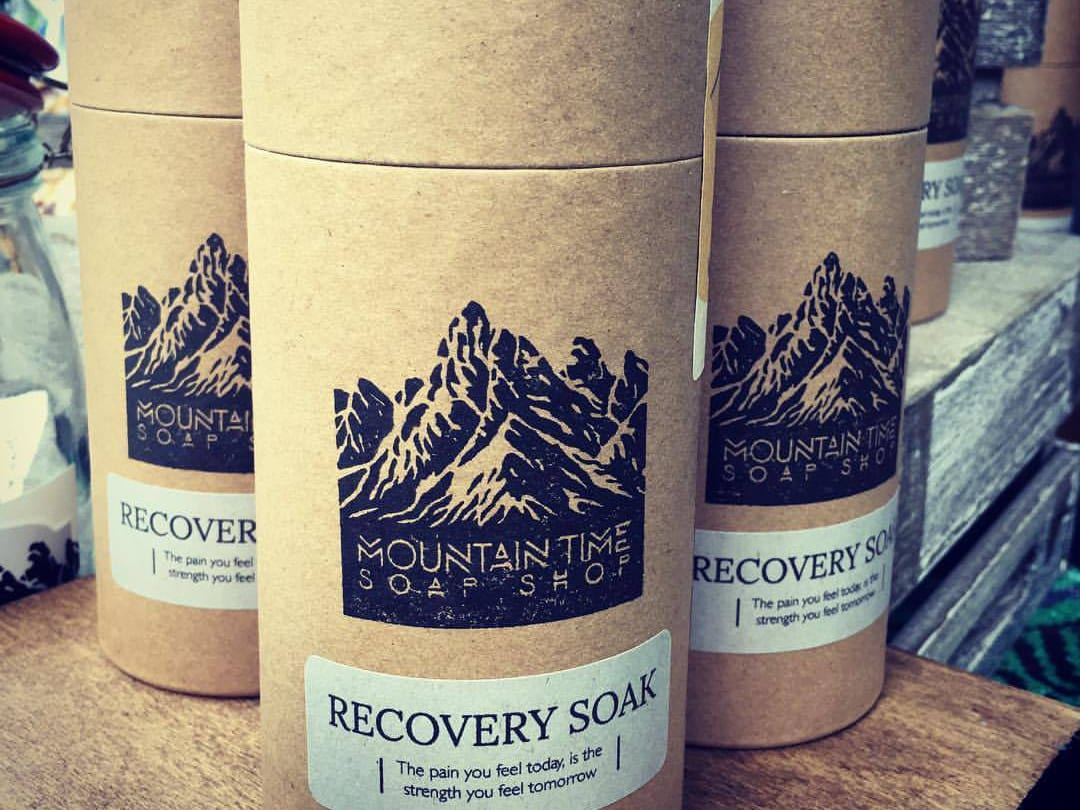 Mountain Time Soap Recovery Soak
