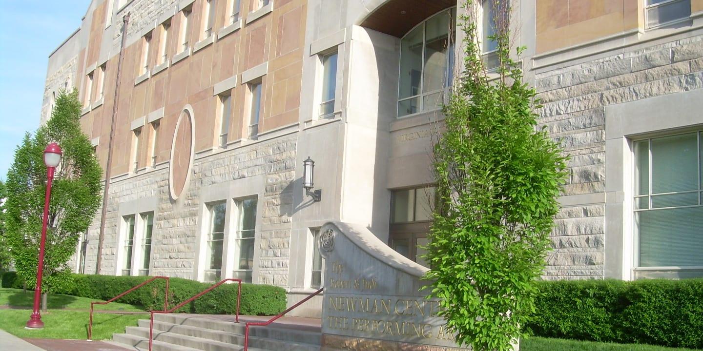 Newman Center for Performing Arts Denver Colorado