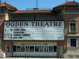 Ogden Theatre Denver Colorado
