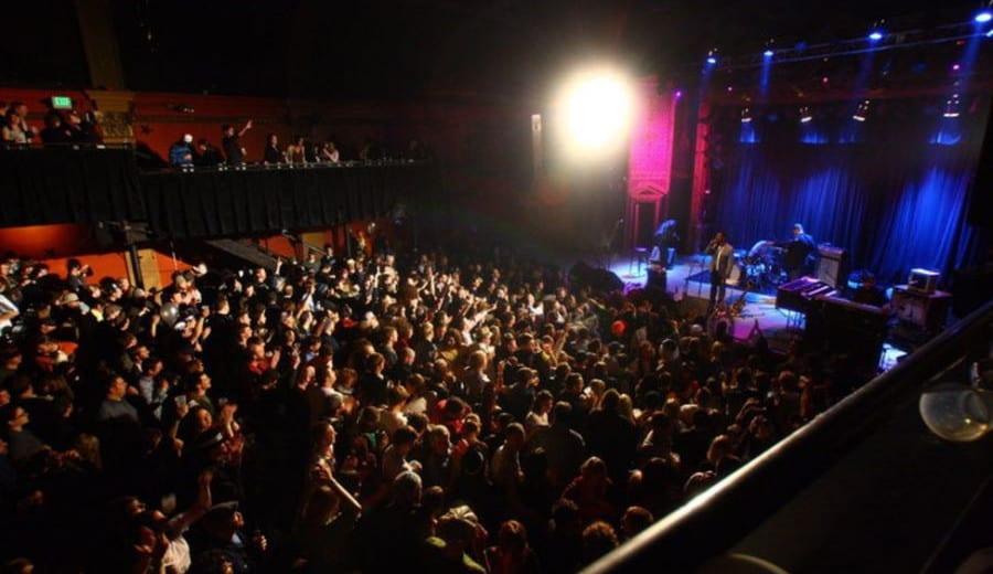 Ogden Theatre Denver Interior Stage