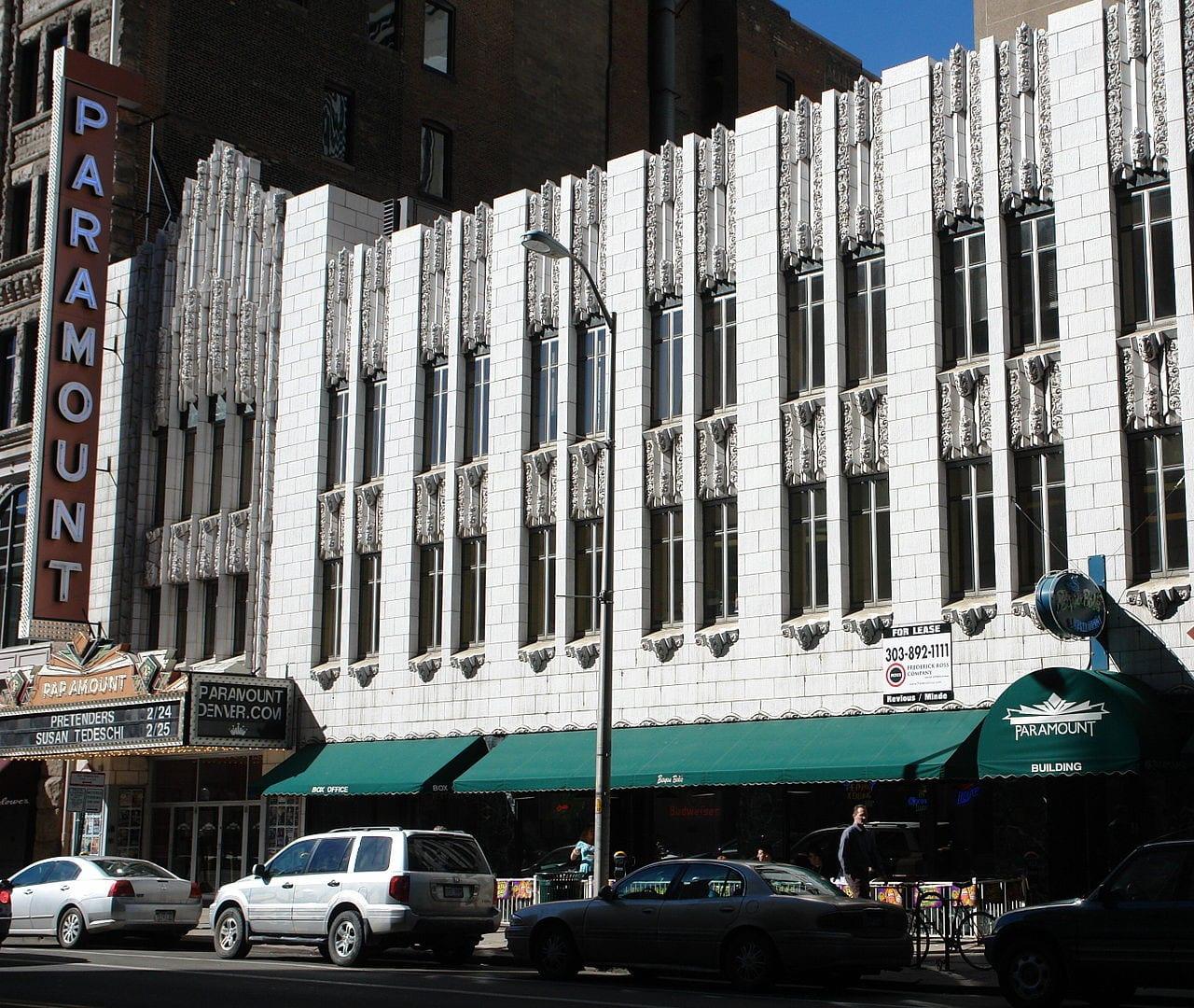 Paramount Theatre Denver Colorado