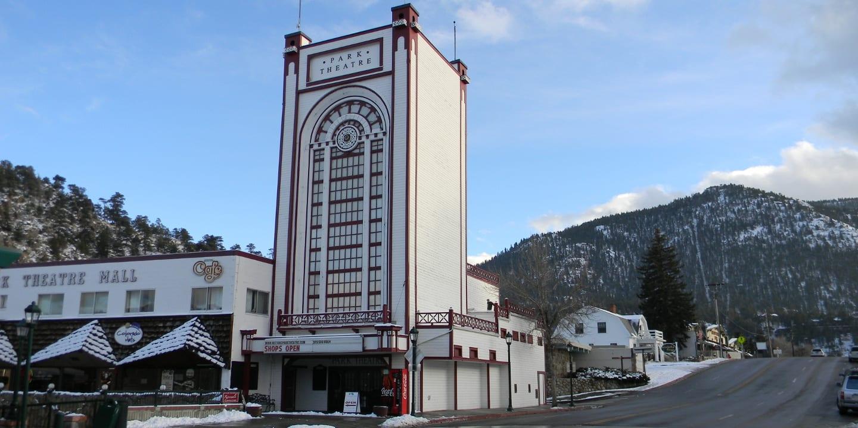 Park Theatre Estes Park Colorado