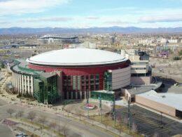 Pepsi Center Denver Colorado