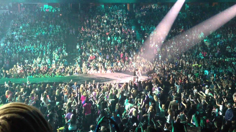 Pepsi Center Concert Denver