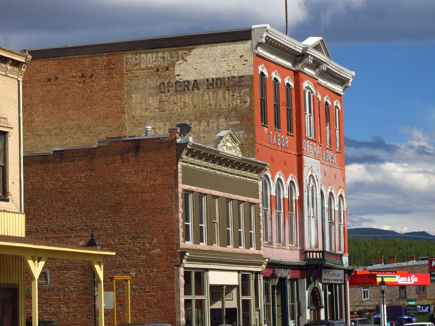 Tabor Opera House Leadville Colorado