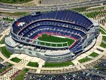 Mile High Stadium Denver