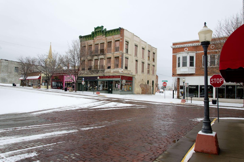 Downtown Trinidad Colorado Commercial Street