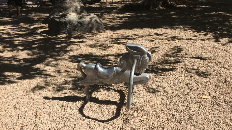 Chautauqua Park Boulder Playground Horse