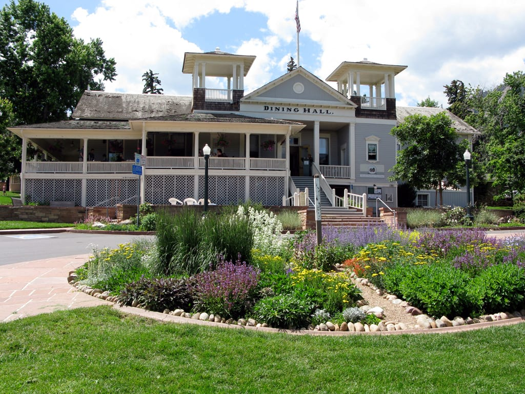 Chautauqua Park Boulder Dining Hall