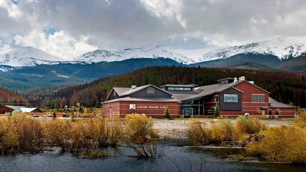 Colorado Mountain College Breckenridge Colorado