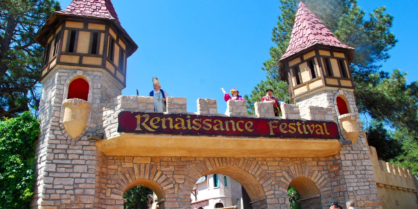 Colorado Renaissance Festival Larkspur Colorado