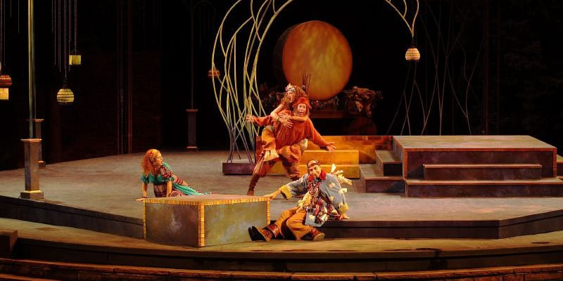 Colorado Shakespeare Festival Boulder Winter's Tale