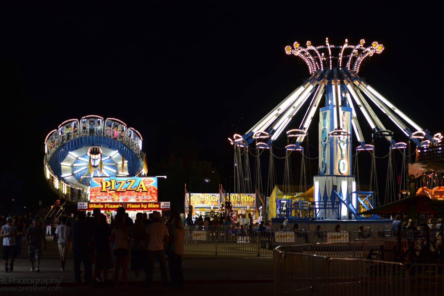 Greeley Stampede Carnival Attractions