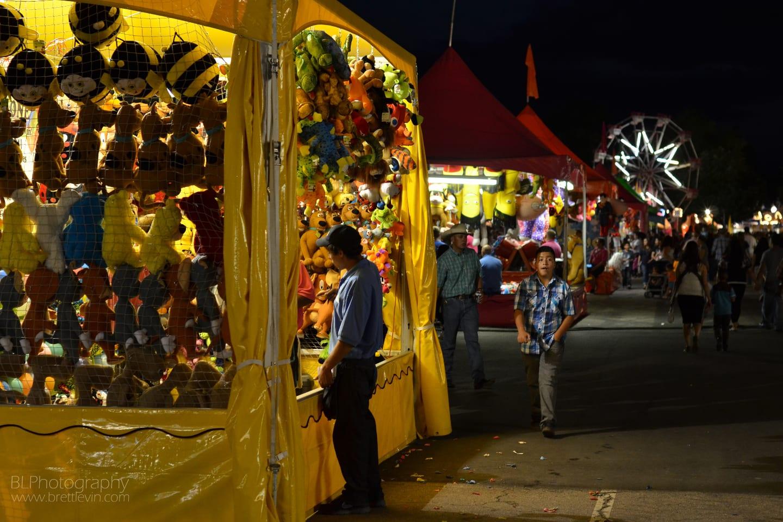 Greeley Stampede Carnival Games