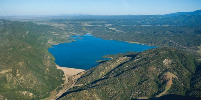 Lake Nighthorse Durango Colorado