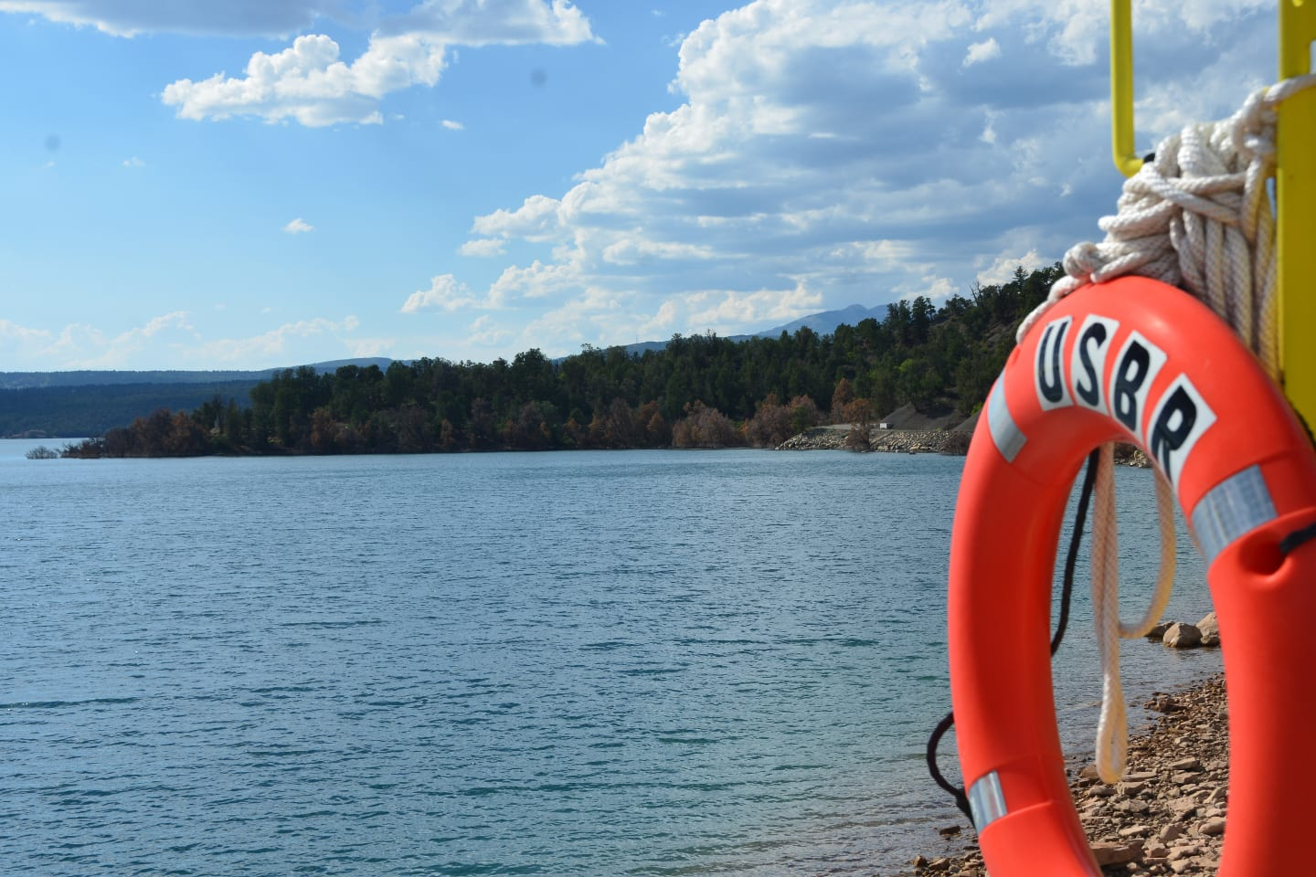 Lake Nighthorse Durango Life Preserver