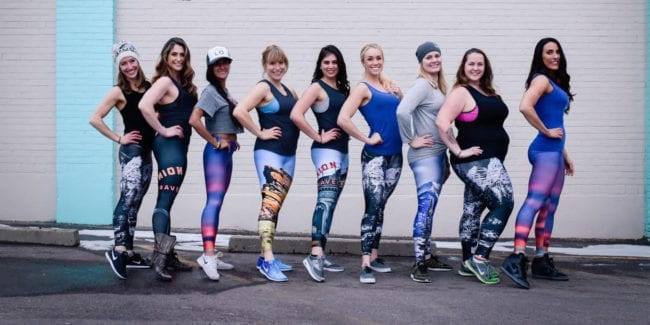 Mellivora Leggings Colorado