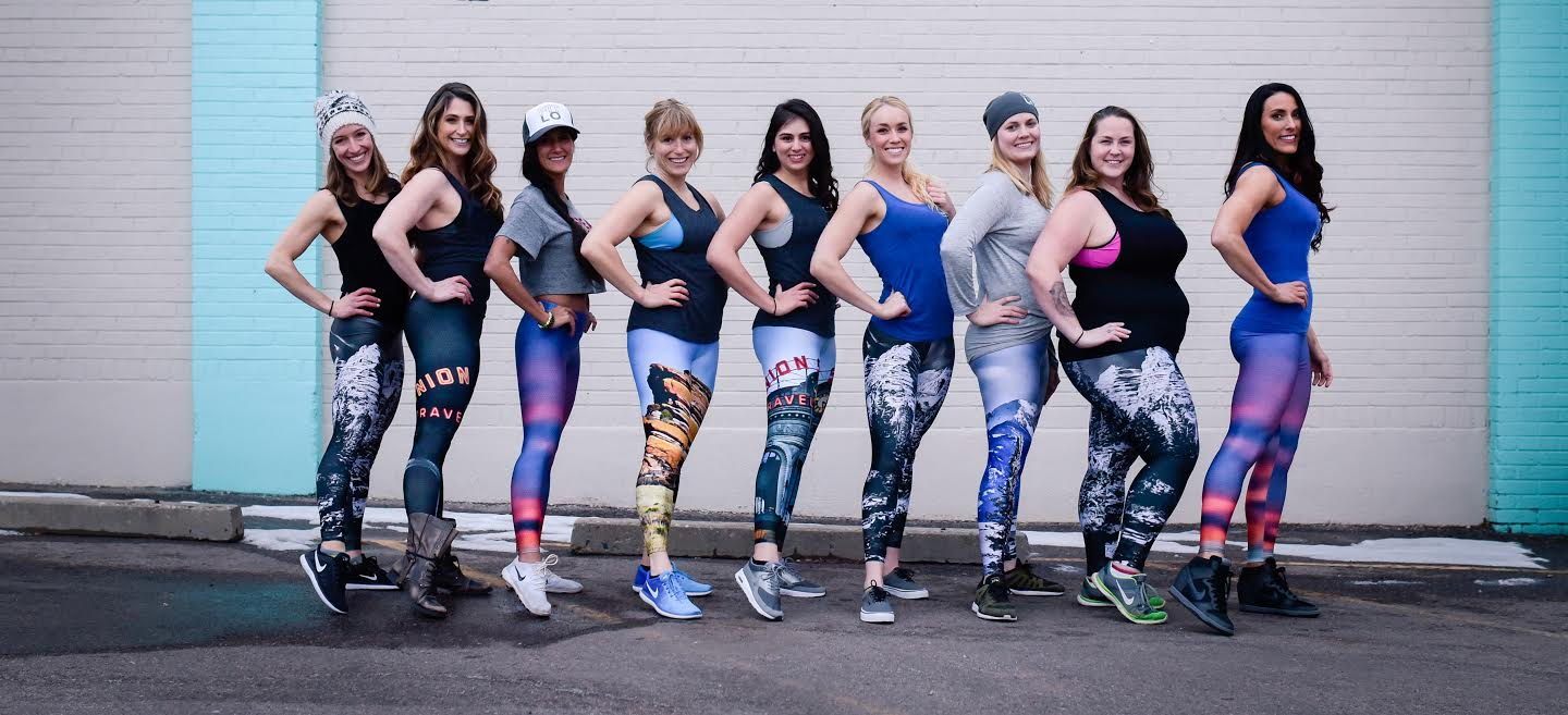 Mellivora Leggings Lineup Colorado