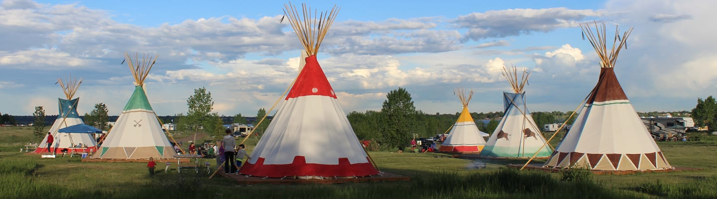 Standley Lake Tipi Camping Westminster